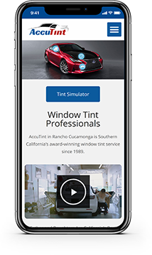 Web Designer in Irvine Phone Size